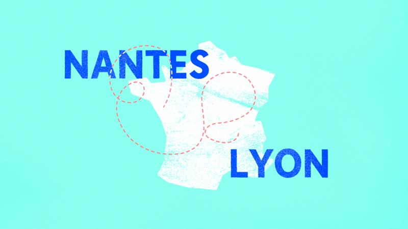 Nantes me voici !